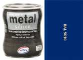 Vitex Heavy Metal Silikon - alkyd RAL 5010 750ml